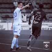 📆 Match d'entraînement vendredi face à Chateauroux 🔵⚪️ ➡️ L'opposition se déroulera à huis-clos ⚠️