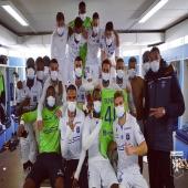 📸 Une victoire d'équipe 🔵⚪️