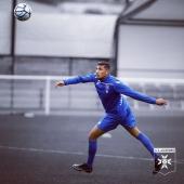 🎂 Joyeux #AJAnniversaire Yanis 💙 🆙 27 ans 🔵⚪️ ▫️▫️▫️ #happybirthday #birthday #joyeuxanniversaire #anniversaire #football #footballplayer #striker #yanismerdji #merdji #aja #auxerre #ajauxerre #teamaja