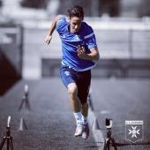 📸 Batterie de tests physiques et athlétiques pour Alex Coeff et la #TeamAJA 💪🏽