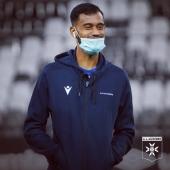 🏟 Jubal Jr découvre le Roudourou.  👥 Le défenseur central brésilien est titulaire ce soir. Découvrez la compo en story 👊🏽