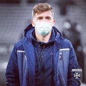 Focus et déterminé comme Mathias Autret 🤨 🔜 @parisfc 🆚 #TeamAJA